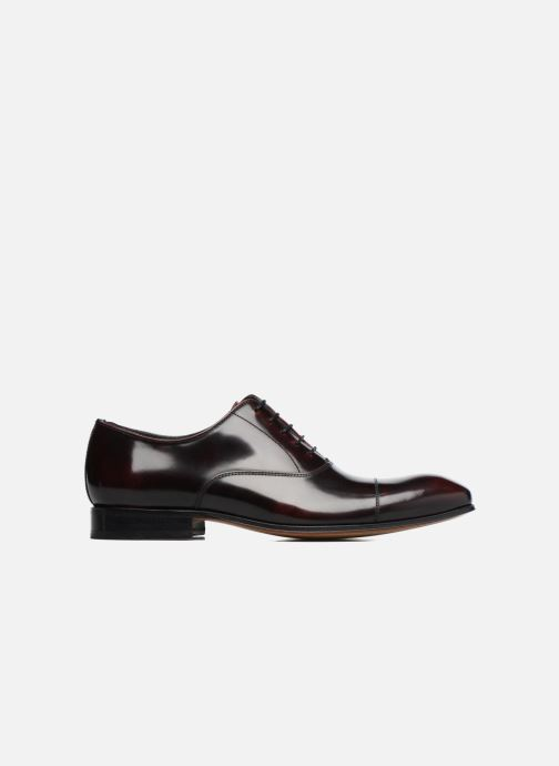 Lace-up shoes Marvin&Co Luxe Parado - Cousu Blake Burgundy back view