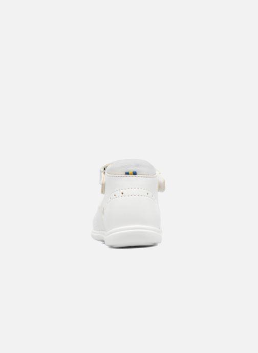 Sandales et nu-pieds Kavat Angskar XC Blanc vue droite