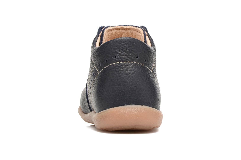 Bottines et boots Kavat Edsbro EP Bleu vue droite
