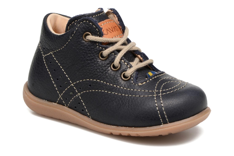 Bottines et boots Kavat Edsbro EP Bleu vue détail/paire
