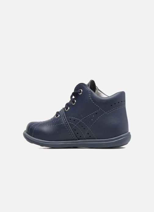 Zapatos con cordones Kavat Edsbro XC Azul vista de frente