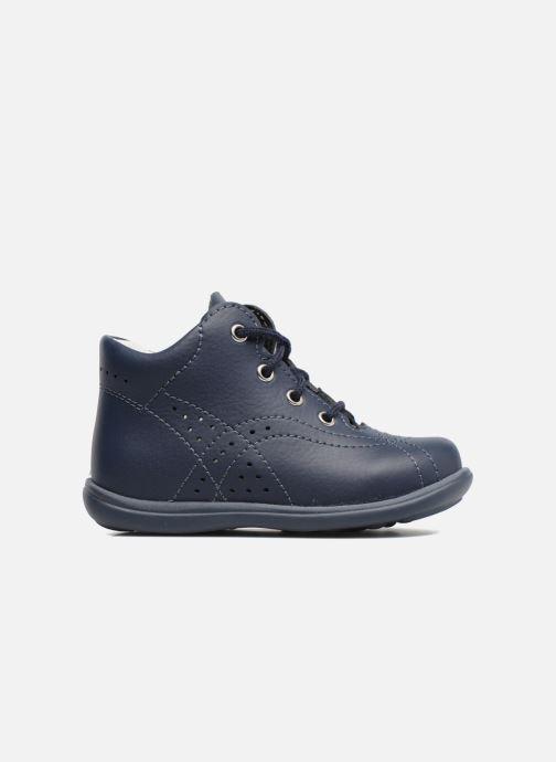 Zapatos con cordones Kavat Edsbro XC Azul vistra trasera