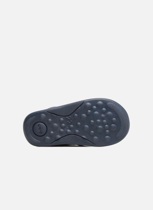 Zapatos con cordones Kavat Edsbro XC Azul vista de arriba