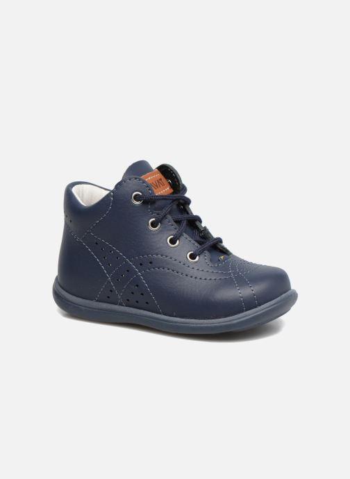 Zapatos con cordones Kavat Edsbro XC Azul vista de detalle / par
