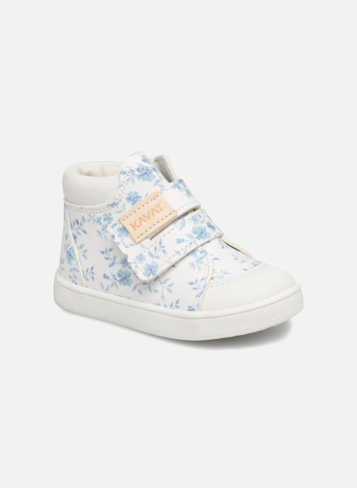 Trainers Kavat Fiskeby XC White detailed view/ Pair view