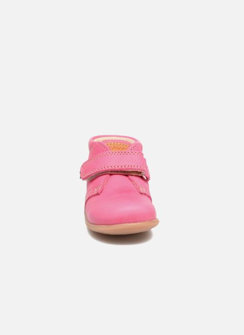 Velcro shoes Kavat Hammar EP Pink model view