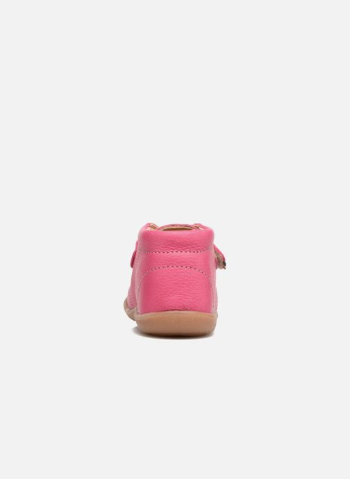 Velcro shoes Kavat Hammar EP Pink view from the right