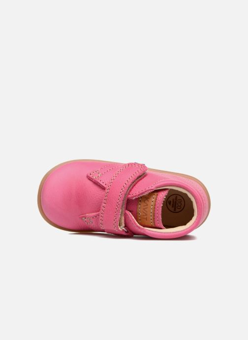 Velcro shoes Kavat Hammar EP Pink view from the left