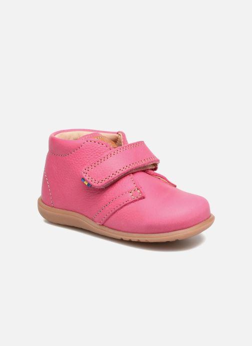 Chaussures à scratch Kavat Hammar EP Rose vue détail/paire