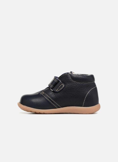 Chaussures à scratch Kavat Hammar EP Bleu vue face