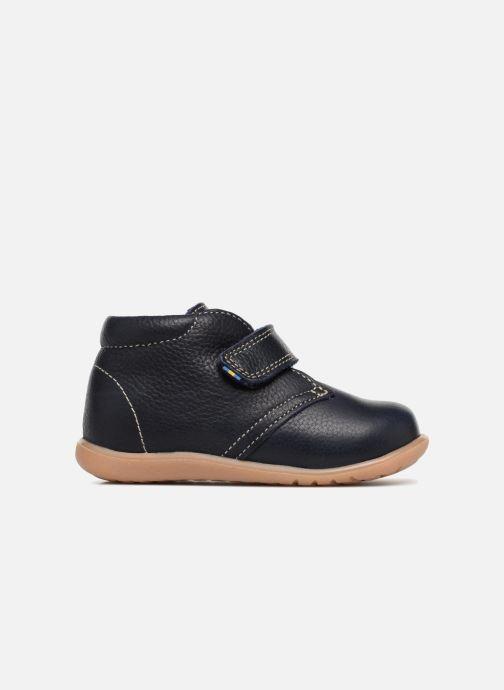Zapatos con velcro Kavat Hammar EP Azul vistra trasera