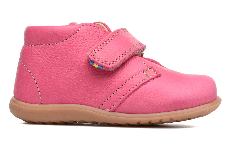 Chaussures à scratch Kavat Hammar EP Rose vue derrière