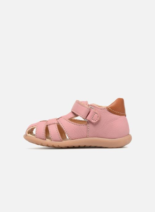 Sandales et nu-pieds Kavat Rullsand EP Rose vue face