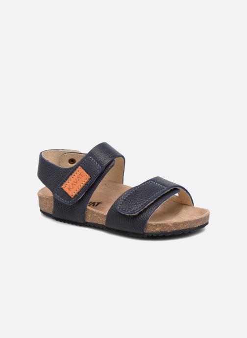 Sandali e scarpe aperte Kavat Bomhus EP Azzurro vedi dettaglio/paio