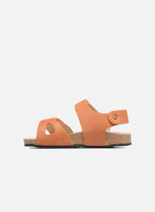 Sandales et nu-pieds Kavat Bomhus EP Marron vue face