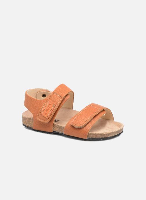 Sandales et nu-pieds Kavat Bomhus EP Marron vue détail/paire
