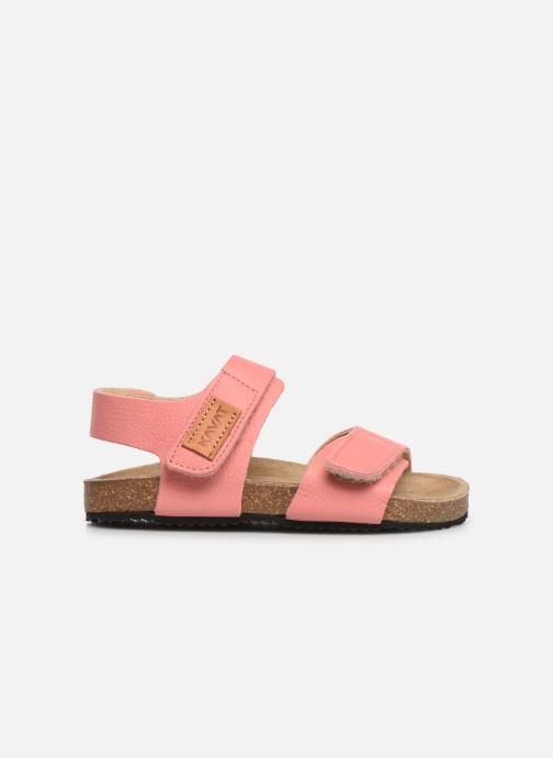 Sandales et nu-pieds Kavat Bomhus EP Rose vue derrière
