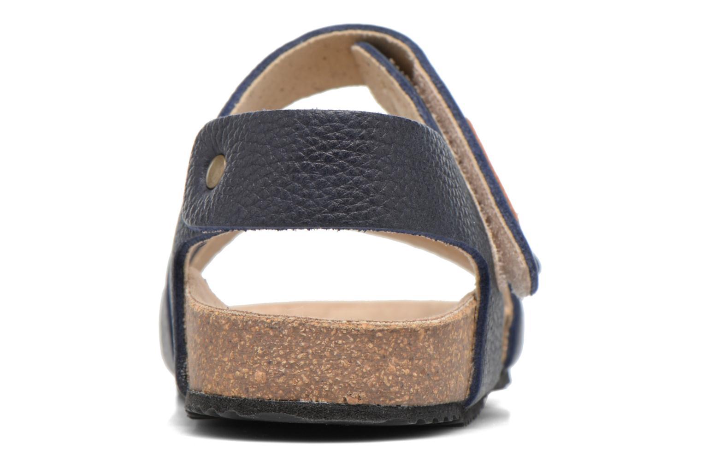 Sandales et nu-pieds Kavat Bomhus EP Bleu vue droite