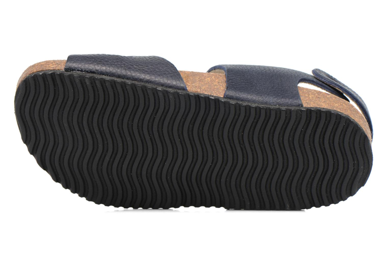 Sandales et nu-pieds Kavat Bomhus EP Bleu vue haut