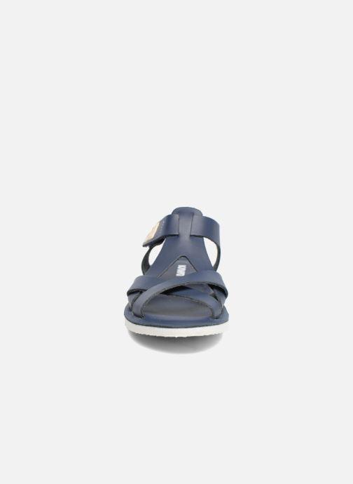 Sandals Kavat Nynas XC Blue model view