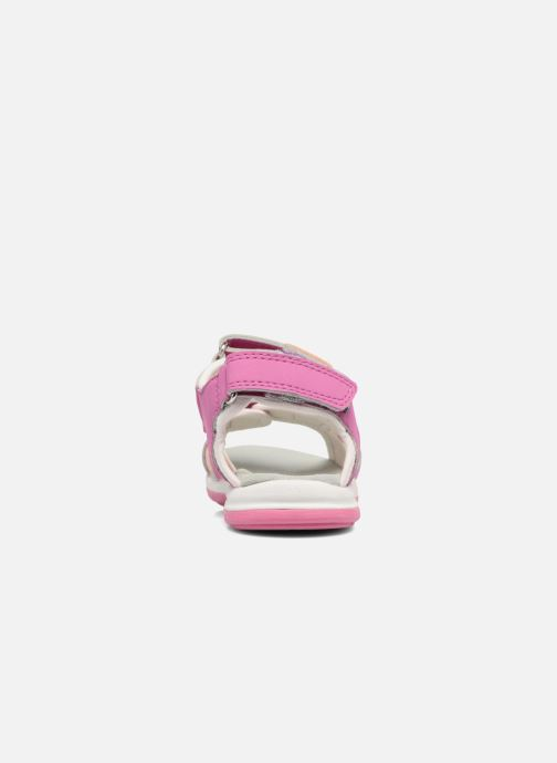 Sandals Kavat Torsby Pink view from the right