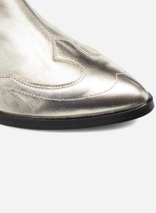 Bottines et boots Made by SARENZA Rock-a-hula #2 Argent vue gauche