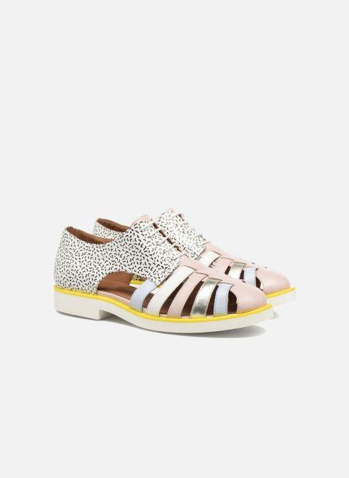 Veterschoenen Made by SARENZA 90's Girls Gang Chaussures à Lacets #6 Multicolor achterkant