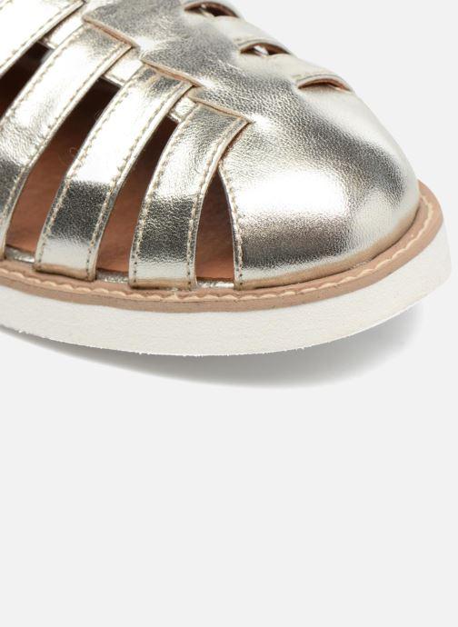 Veterschoenen Made by SARENZA 90's Girls Gang Chaussures à Lacets #6 Zilver links