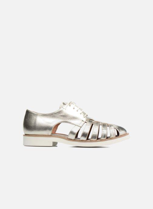 Veterschoenen Made by SARENZA 90's Girls Gang Chaussures à Lacets #6 Zilver detail