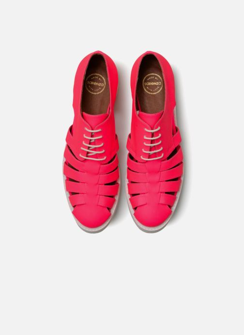 Veterschoenen Made by SARENZA 90's Girls Gang Chaussures à Lacets #6 Roze model