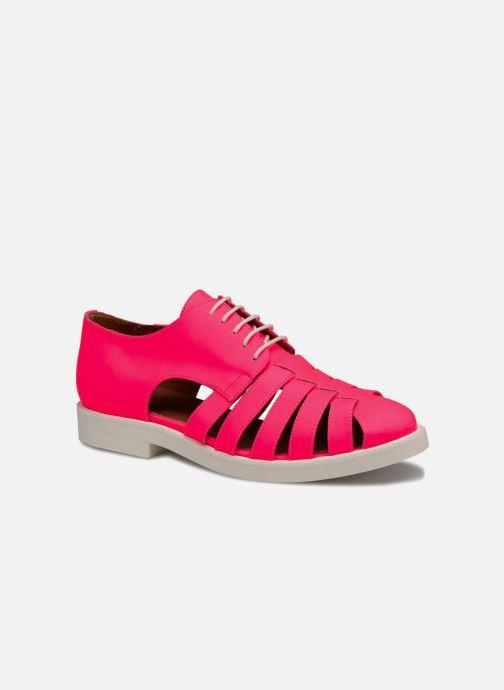 Veterschoenen Made by SARENZA 90's Girls Gang Chaussures à Lacets #6 Roze rechts