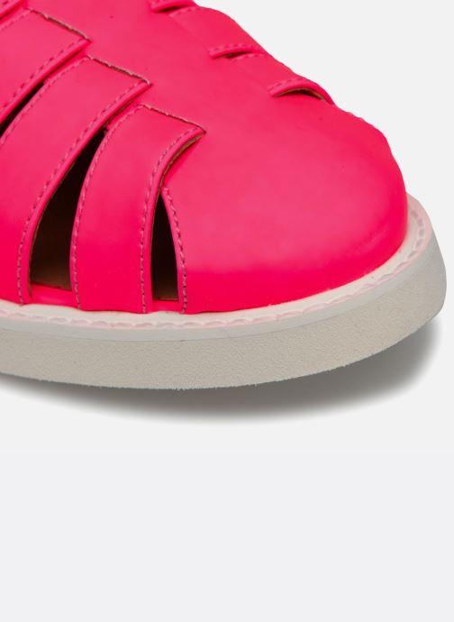 Veterschoenen Made by SARENZA 90's Girls Gang Chaussures à Lacets #6 Roze links