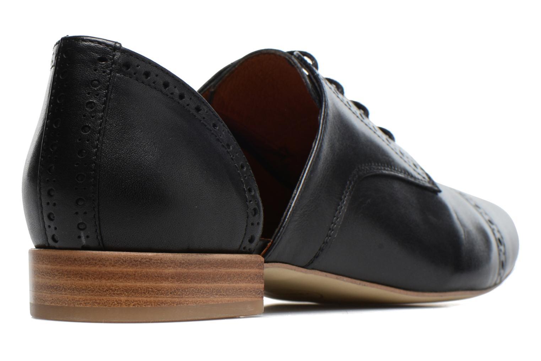 Chaussures à lacets Made by SARENZA Mariachichi #3 Noir vue face