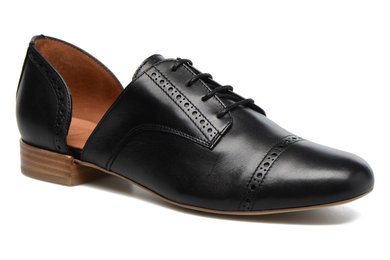 Chaussures à lacets Made by SARENZA Mariachichi #3 Noir vue droite