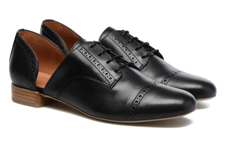 Chaussures à lacets Made by SARENZA Mariachichi #3 Noir vue derrière