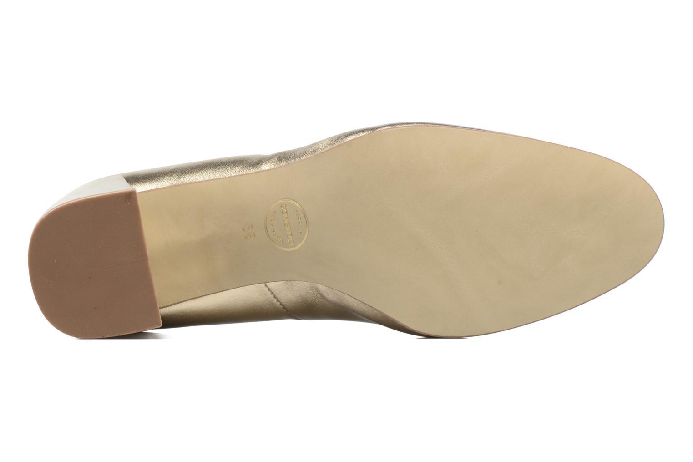Zapatos de tacón Made by SARENZA Rock-a-hula #11 Oro y bronce vista de arriba