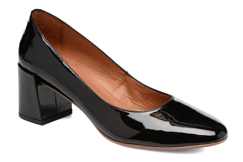 Høje hæle Made by SARENZA Rock-a-hula #11 Sort Se fra højre