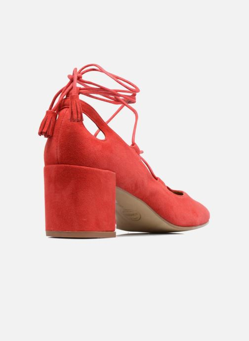 Pumps Made by SARENZA Mexicoco #4 Rood voorkant