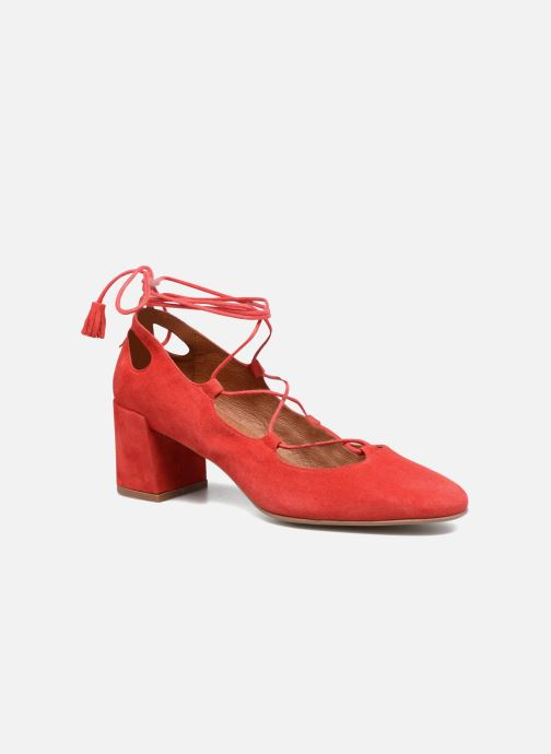 Pumps Made by SARENZA Mexicoco #4 Rood rechts