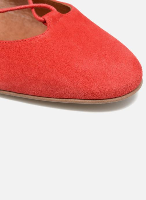 Pumps Made by SARENZA Mexicoco #4 Rood links