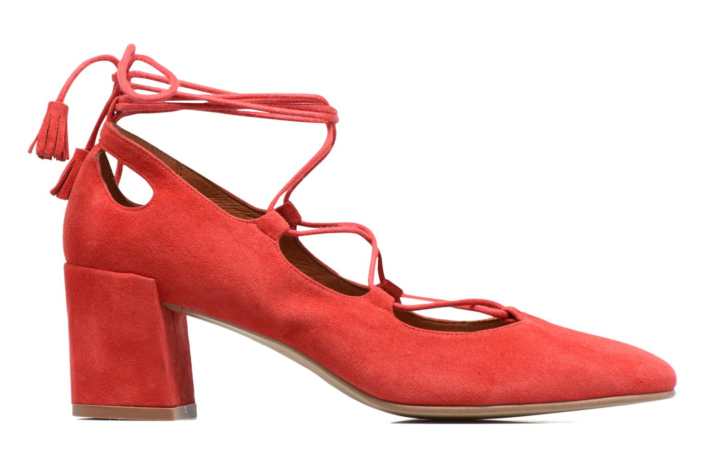 Escarpins Made by SARENZA Mexicoco #4 Rouge vue détail/paire