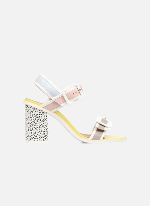 Sandales et nu-pieds Made by SARENZA Pastel Belle #5 Multicolore vue détail/paire