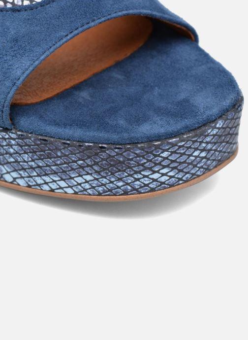 Sandalias Made by SARENZA Tennesse Sister #2 Azul vista lateral izquierda