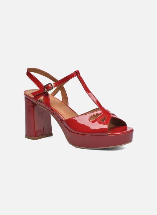 Sandalen Made by SARENZA Tennesse Sister #3 rot ansicht von rechts