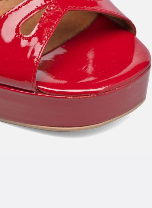 Sandalen Made by SARENZA Tennesse Sister #3 rot ansicht von links