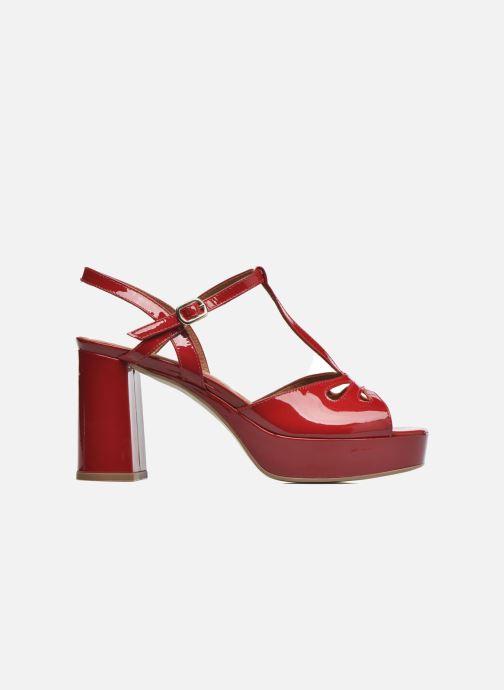 Sandales et nu-pieds Made by SARENZA Tennesse Sister #3 Rouge vue détail/paire