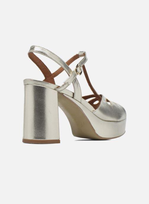 Sandalen Made by SARENZA Tennesse Sister #3 gold/bronze ansicht von vorne