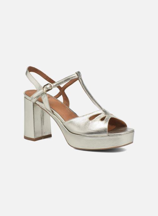 Sandalen Made by SARENZA Tennesse Sister #3 gold/bronze ansicht von rechts