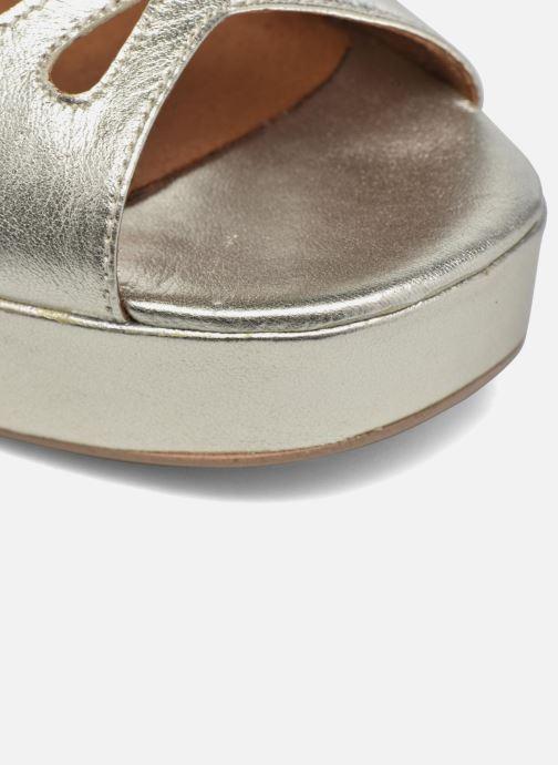 Sandalen Made by SARENZA Tennesse Sister #3 gold/bronze ansicht von links