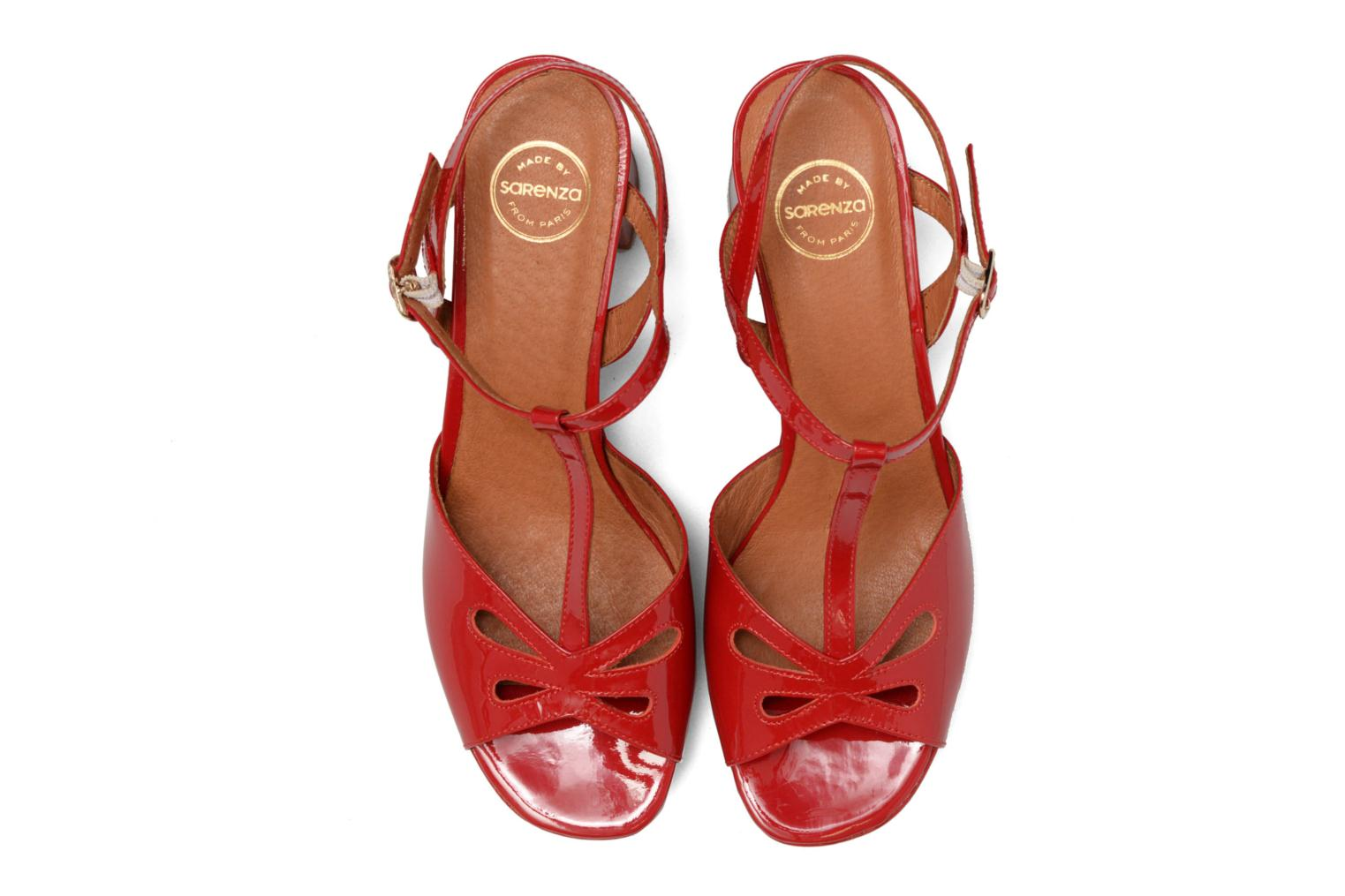 Sandalen Made by SARENZA Tennesse Sister #3 Rood model
